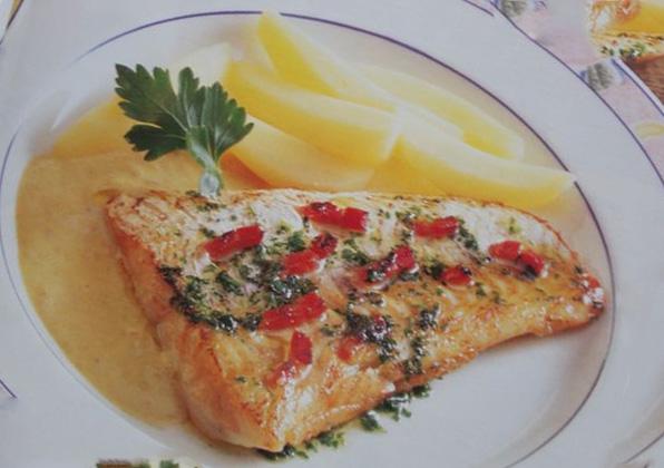 Филе минтая запеченное рецепт