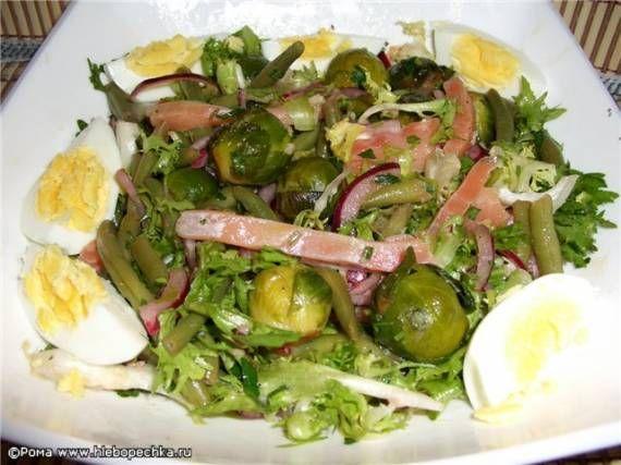 рецепт салатов на день рождения с фото