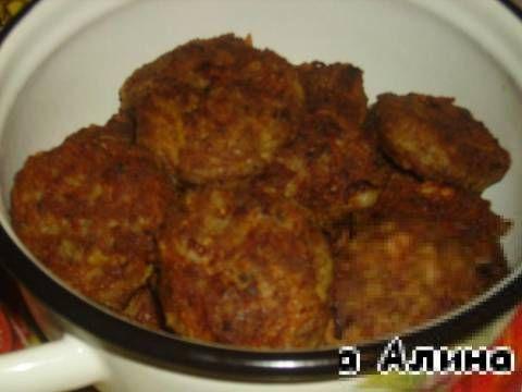Рецепт рыбных котлет в сливочном соусе