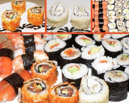 Маринад для риса в суши в домашних условиях
