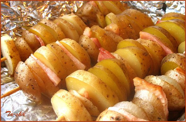 Блюда из картофеля на скорую руку