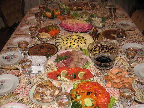 Что приготовить на юбилей в домашних условиях