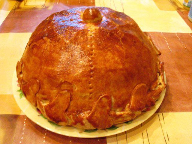 Как приготовить вкусный курник