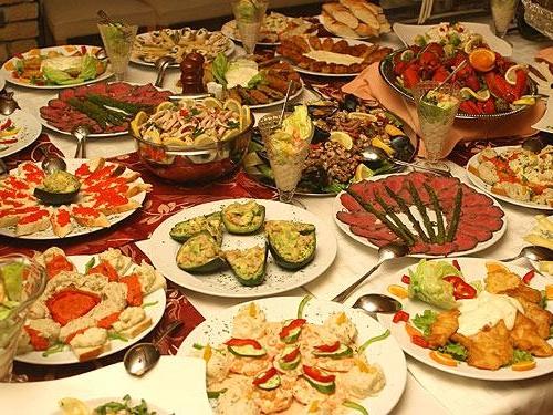 Горячее блюдо на юбилей в домашних условиях