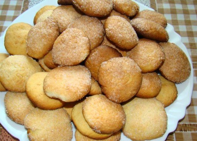 Как сделать вкусное печенье на скорую руку
